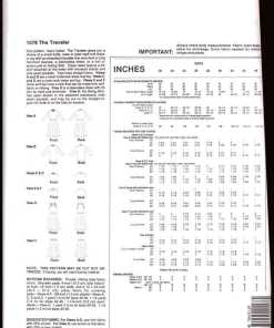 Stretch Sew 1578 1