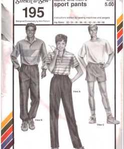 Stretch Sew 195
