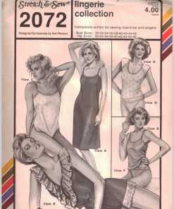 Stretch Sew 2072 Y