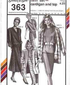 Stretch Sew 363 Y