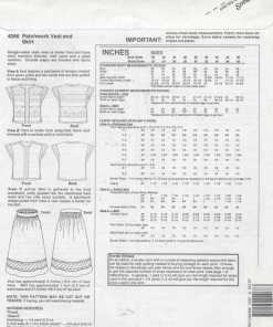 Stretch Sew 4066 1