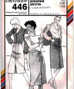 Stretch Sew 446