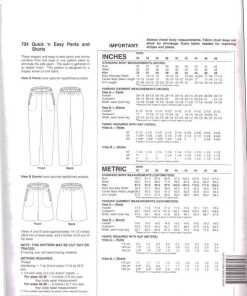 Stretch Sew 704 1