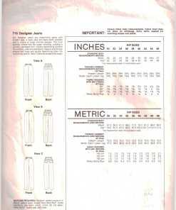 Stretch Sew 716 Y 1