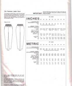 Stretch Sew 724 1