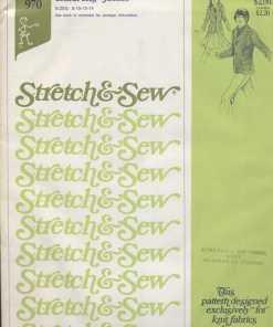 Stretch Sew 970