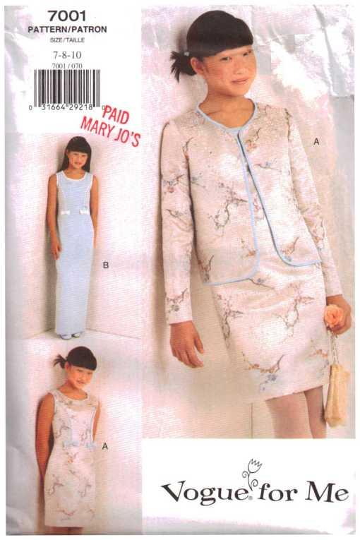 Vogue 7001