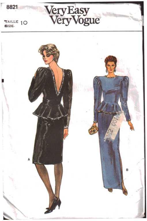 Vogue 8821