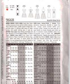 Vogue 9668 1