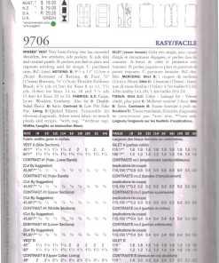 Vogue 9706 1