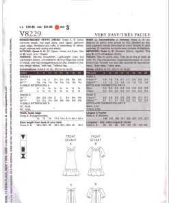 Vogue V8229 1