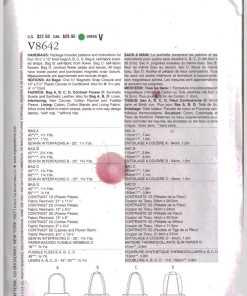 Vogue V8642 1
