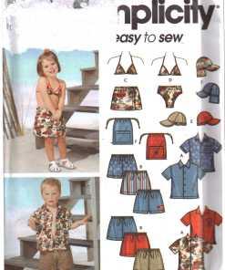 Swimwear Sewing Patterns