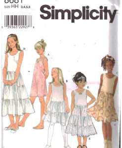 Simplicity 8681
