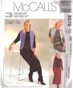 McCalls 3379 M