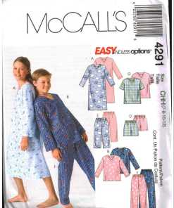 McCalls 4291