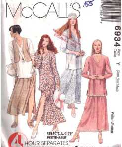 McCalls 6934
