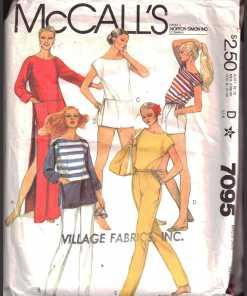 McCalls 7095 M
