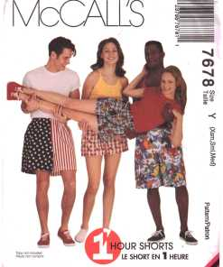McCalls 7678