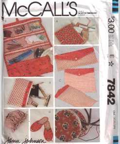 McCalls 7842 M