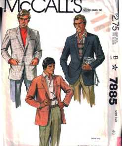 Jackets & Coats Sewing Patterns