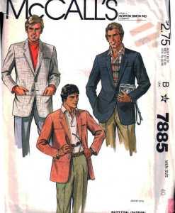 Jackets & Coats Sewing Patterns