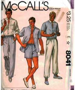 McCalls 8041