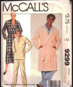 McCalls 9299 M