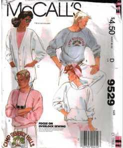 McCalls 9529