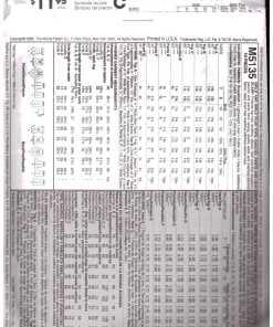 McCalls M5135 1