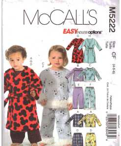 McCalls M5222 M