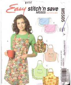 Aprons Sewing Patterns