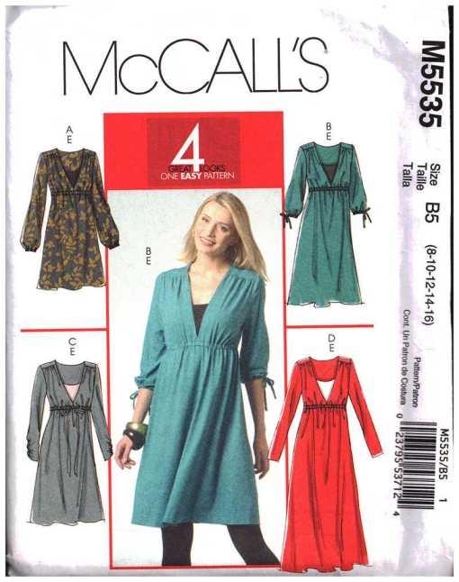 McCalls M5535