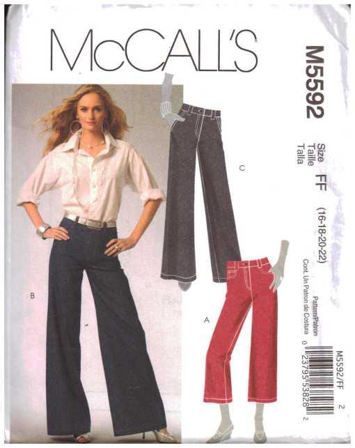 McCalls M5592 MN