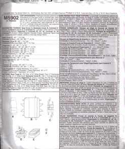 McCalls M5902 1