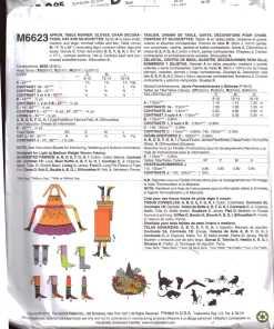 McCalls M6623 M 1