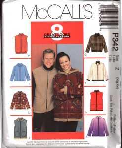 McCalls P342 Y
