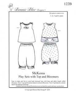 Bonnie Blue Designs 122B