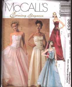 McCalls 3852 M