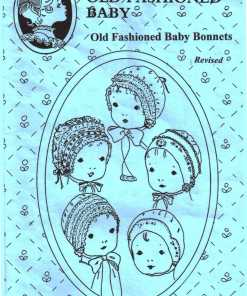 The Old Fashioned Baby Sewing Patterns