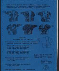 A Quilters Wardrobe 8012 1