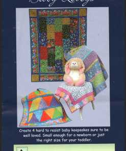 Black Cat Creations Quilt Baby Loveys