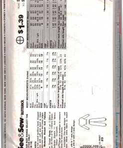 Butterick 5083 J 1