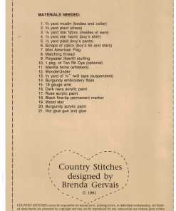 Country Stitches 151 1