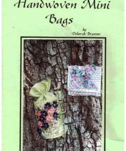 Deborah Brunner Handwoven Mini Bags