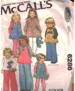 McCalls 6286 J
