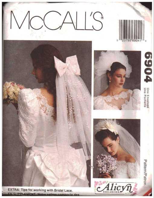 McCalls 6904 J
