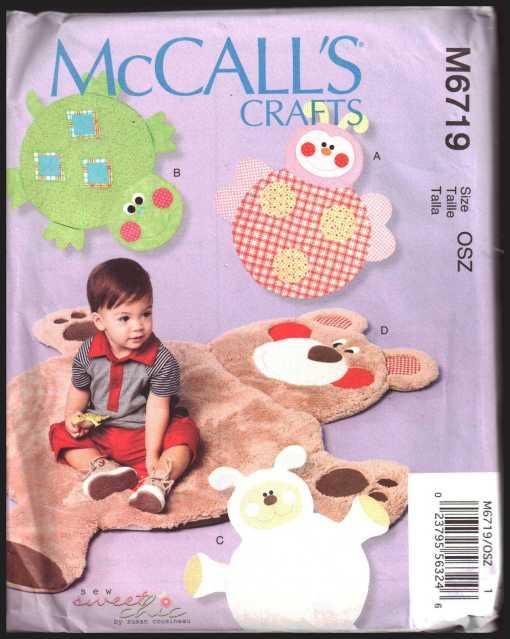 McCalls M6719 J