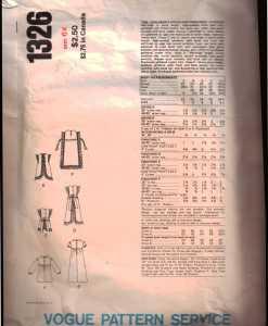 Vogue 1326 J 1