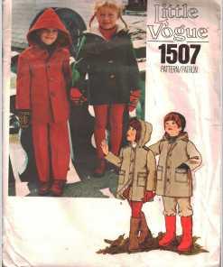 Vogue 1507 J
